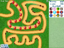 Play Bloons Tower Defense Online