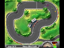 Play Micro Racer Online