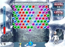 Play Yeti Bubbles Online