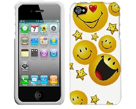 Smiley Face IPhone Cover Case