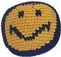 Smiley Hacky Sack